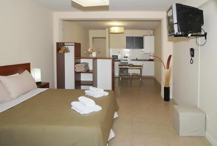 Soltigua apart hotel mendoza english for Aparte hotel